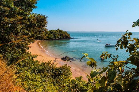 איי Bijagos. גן עדן טרופי בגינאה ביסאו