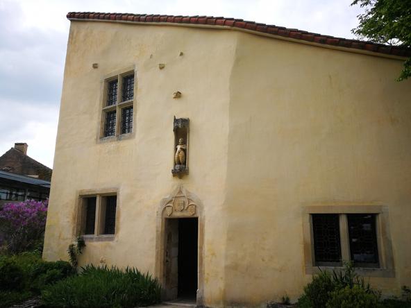 בית ילדותה של ז'אן ד'ארק בדומרמי | צילומים בכתבה: יעל הרמלין