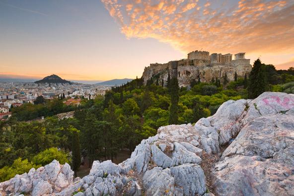 אתונה ממעוף הציפור – שלוש תצפיות מדהימות