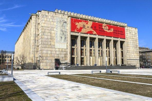 בניין המוזיאון הלאומי של קרקוב | צילום: Agnes Kantaruk / Shutterstock.com