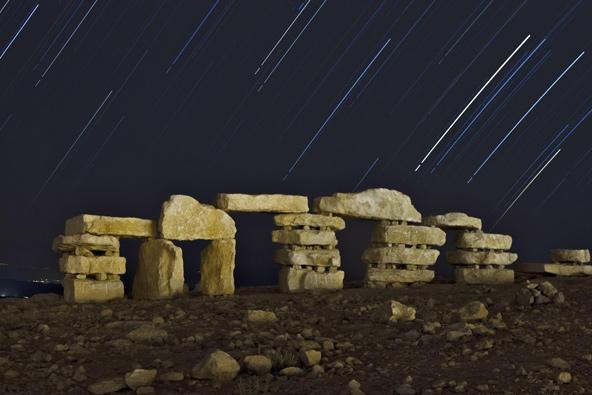 הר הנגב: כוכבים נופלים במדבר