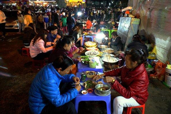 שוק הלילה של דאלאת