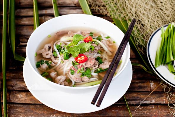 פו, אחת המנות הפופולריות במטבח הווייטנאמי