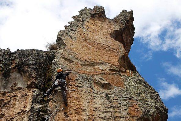 חטונמצ'אי - אזור פופולרי לטיפוס הרים ספורטיבי