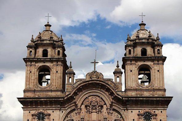 הכנסיה בפלזה דה ארמס