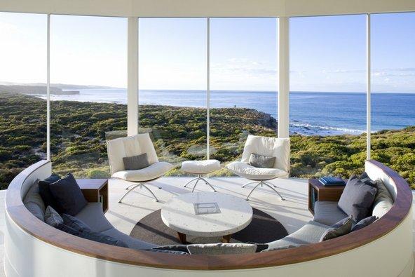 סוויטה עם נוף ב-Southern Ocean Lodge