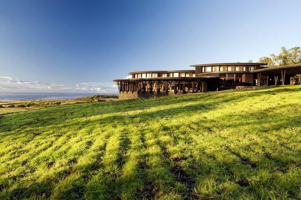 מלון Explora Rapa Nui. קשה לחשוב על מיקום מבודד מזה   צילום: באדיבות Explora