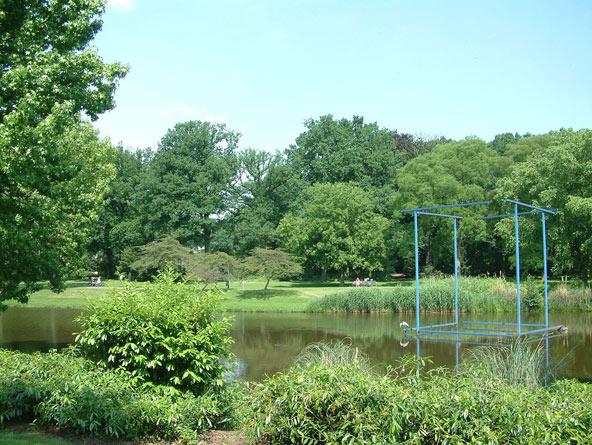 פארק סטדסוונדל, מושלם למנוחה מהמולת העיר