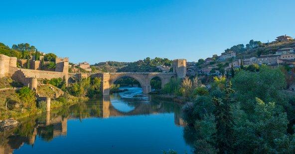 גשר סן מרטין, מנקודות התצפית הרומנטיות בעיר