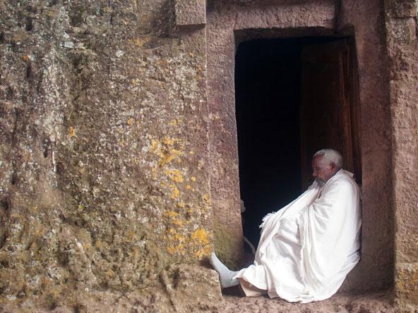 לליבלה. ראשיתה של הנצרות באתיופיה החלה בממלכת אקסום הקדומה | צילום: ניר נוסבאום