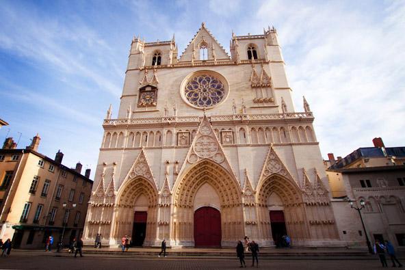 הקתדרלה של ליון