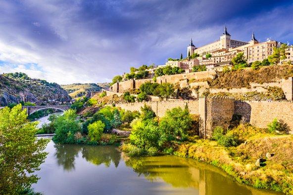 מסלול בטולדו: יום בירושלים של ספרד