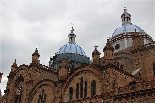 הקתדרלה העתיקה בקואנקה