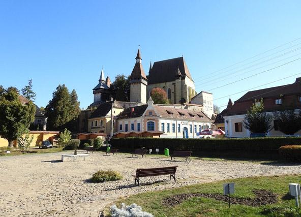 הכנסייה המבוצרת בביירטאן, אתר מורשת עולמית