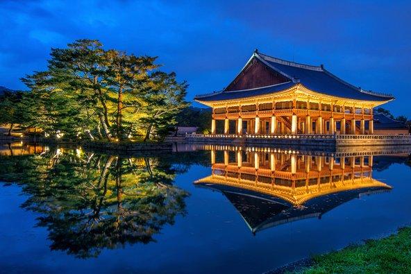 ארמון גיונבוקגונג, הגדול והמרשים מבין הארמונות של שושלת ג'וסאן