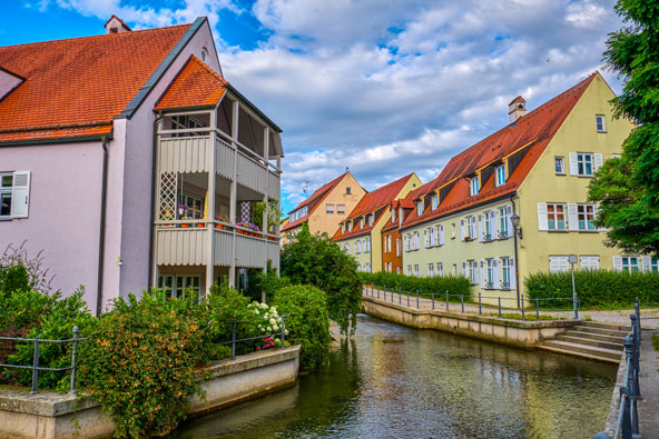 ממינגן, דרום גרמניה