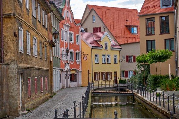 ממינגן, אחת הערים הציוריות בבוואריה