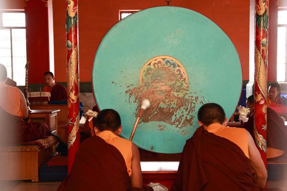 נזירים במנזר נמדרולין בביילקופי