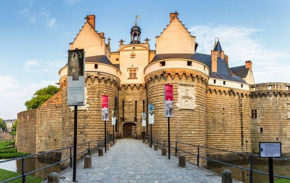 טירת הדוכסים, מהאתרים המתויירים ביותר בנאנט