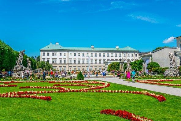 ארמון מיראבל והגנים המרהיבים המקיפים אותו, מהאטרקציות הבולטות בזלצבורג