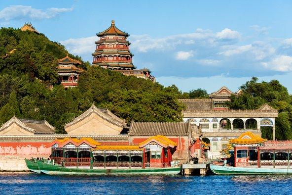ארמון הקיץ בבייג'ינג. כאן נפשו ארבעת הקיסרים האחרונים משושלת צ'ינג   צילומים: שאטרסטוק