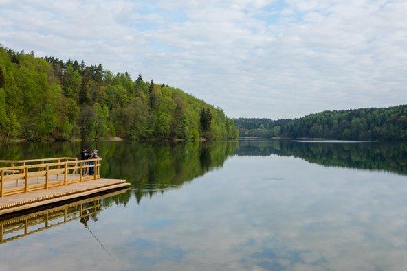 הפארק האזורי Verkiai, פנינת טבע בסמוך לווילנה | Birute Vijeikiene / Shutterstock.com