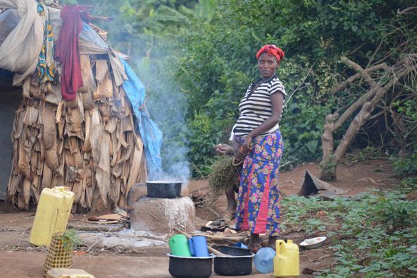 הנוף האנושי באוגנדה מרתק לא פחות מהנופים המצויים בה