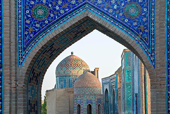 טיול עצמאי לאוזבקיסטן