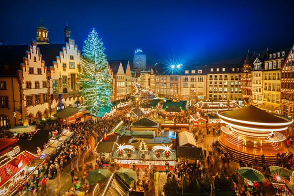 סרטונים: שוקי חג מולד באירופה