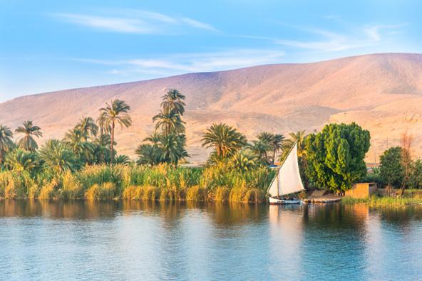 חוזרים למצרים: נהר הנילוס, לוקסור