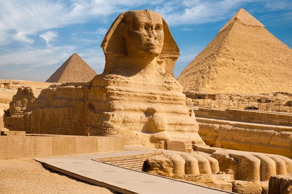 מתחם הפירמידות בגיזה