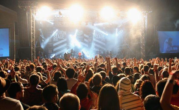 אקזיט, מפסטיבלי המוזיקה הגדולים באירופה