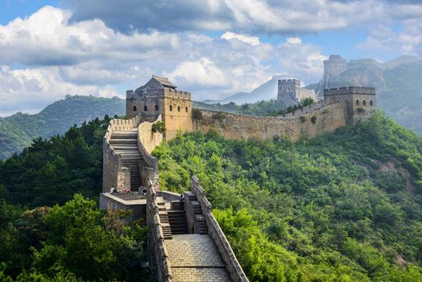 החומה הסינית הגדולה