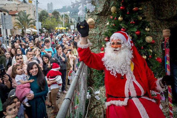 החג של החגים: חיפה חוגגת בחורף