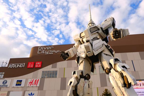טוקיו: ראיתי רובוטים מאושרים