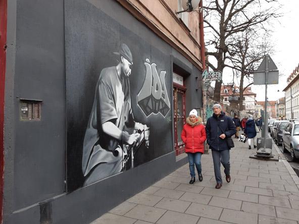 ברחובות קרקוב