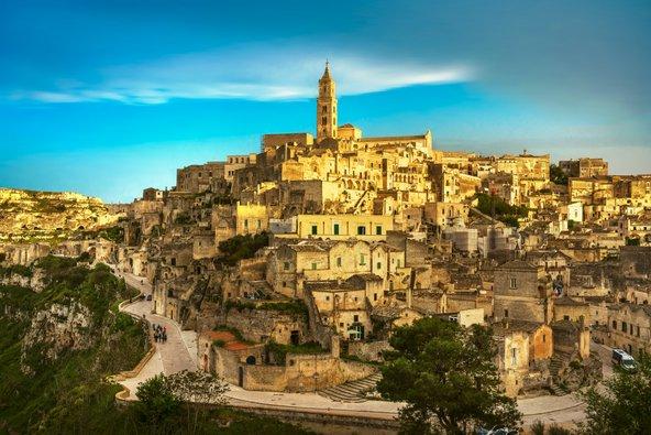 מטרה, מהערים העתיקות והיפות בדרום איטליה ובירת התרבות האירופית לשנת 2019