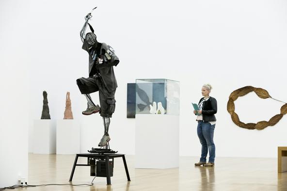 מוזיאון האמנות, אחד מכמה מוזיאונים מצוינים בוואדוז, בירת ליכטנשטיין