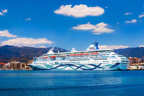 לצד בילויים ואטרקציות על הסיפון, האנייה עוגנת ביעדים ים תיכוניים נהדרים