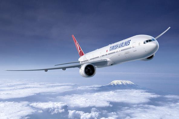 טורקיש איירליינס משיקה שבעה יעדים חדשים