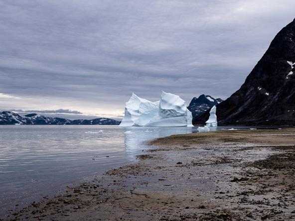 עם מראות כאלה, מה פלא שטרק בגרינלנד הוא בגדר חוויה חד פעמית ובלתי נשכחת