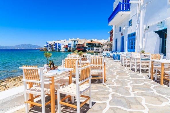 האי מיקונוס. יוון של גלויות התיירים | צילומים: שאטרסטוק