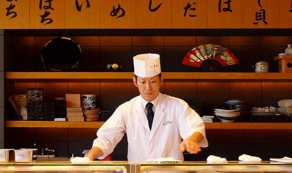 הסושי של Sushi Kyotatsu נחשב בעיני רבים לטוב בעולם | צילום: באדיבות Sushi Kyotatsu