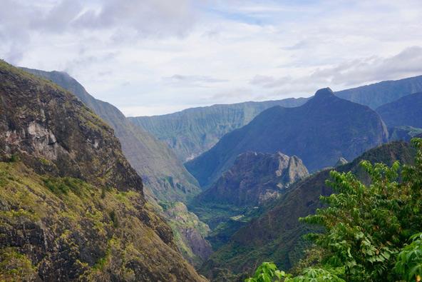 גן עדן להליכה: סירק דה מפאט, אזור שאינו נגיש לכלי רכב