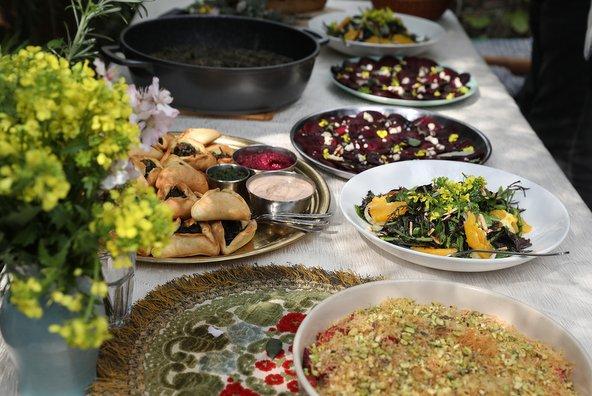 פסטיבל האוכל הכפרי במטה יהודה: ההנאה שבאיטיות