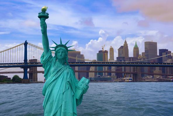 החידון הגיאוגרפי: ארצות הברית