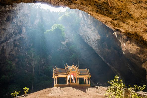 מערות קדושות: על מסתורין, פולחן וקדושה
