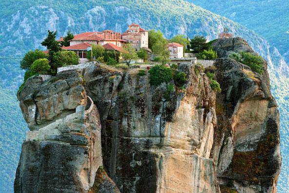 טיול מאורגן: יוון היבשתית מסלוניקי עד אתונה
