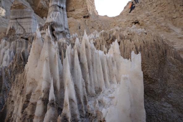 מערת המלח הארוכה בעולם התגלתה בישראל
