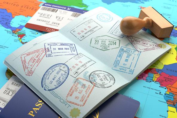 שני הדברים הכי חשובים: דרכון בתוקף לשישה חודשים ואשרת כניסה ליעד שדורש זאת